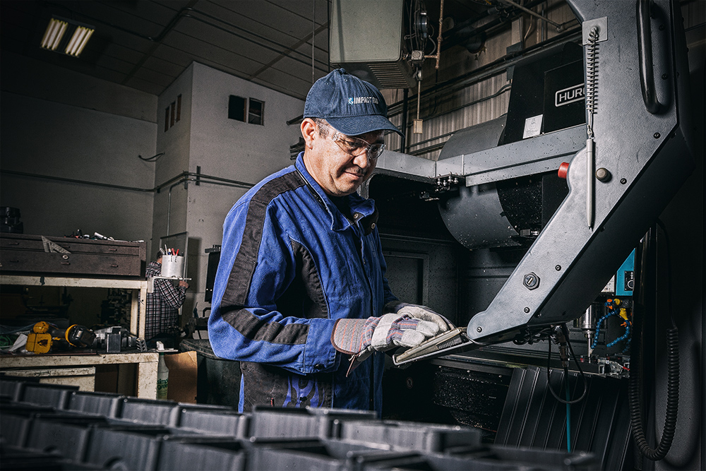 CNC machining, Impact Fab